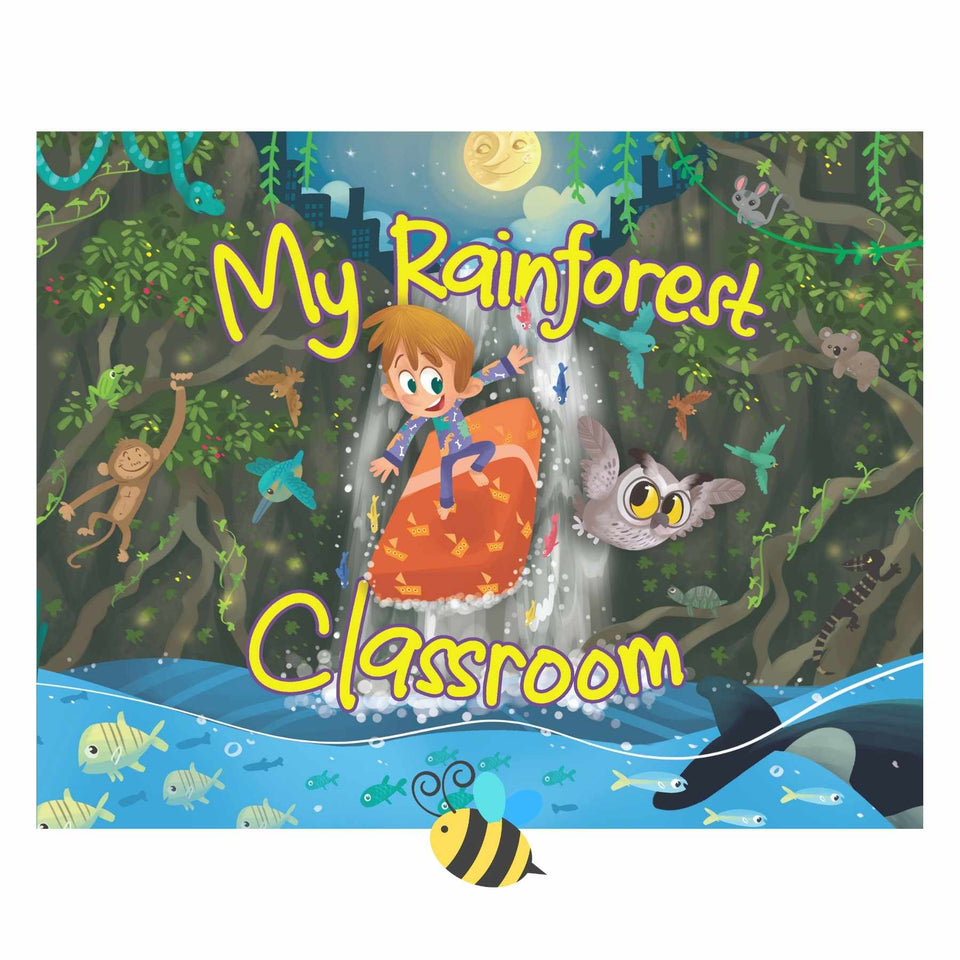 My Rainforest Classroom