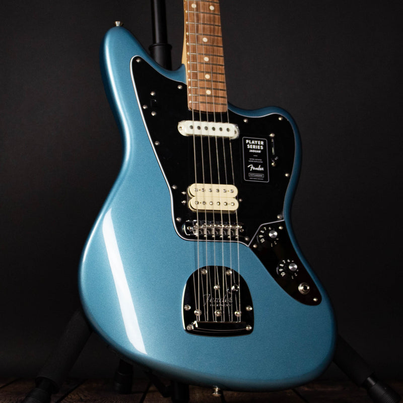 Fender Player Jaguar, Pau Ferro Fingerboard- Tidepool