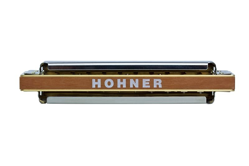 Hohner Marine Band 1896 Harmonica- Key of A