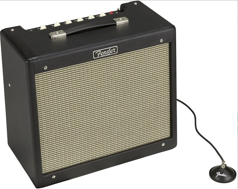 Fender Blues Junior IV- Black