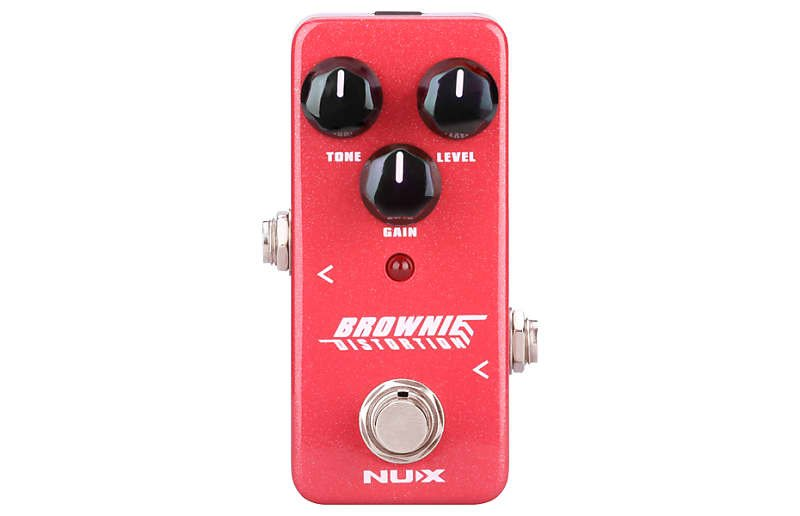 NuX NDS-2 Brownie Distortion Pedal