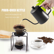 Load image into Gallery viewer, Gooseneck Drip Kettle