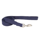 "Coastal pet new earth soy dog leash 5/8"" x 6' in indigo"