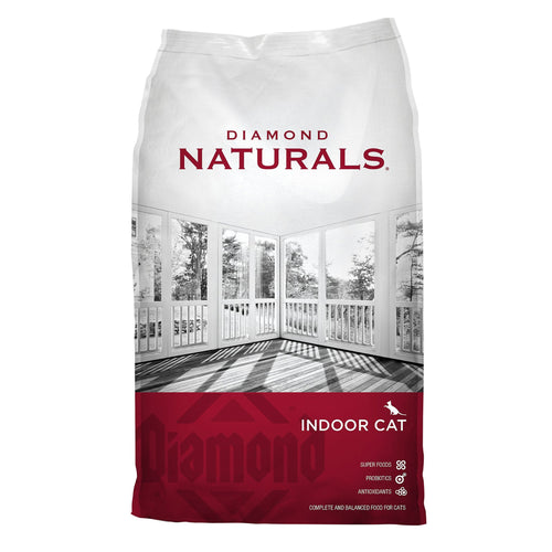 Diamond Naturals Cat chicken and rice indoor formula