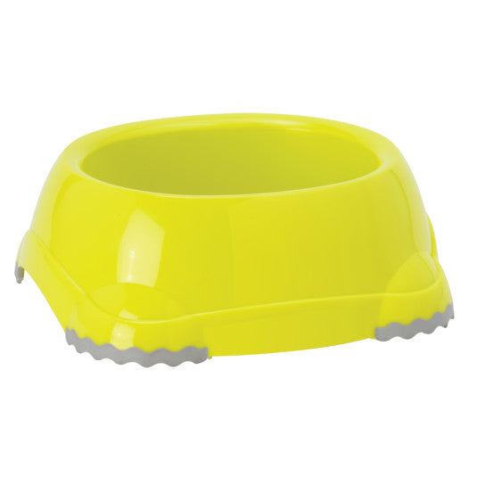 five cup moderna smarty bowl in lemon yellow