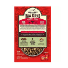 Load image into Gallery viewer, label stella & chewys raw blend red meat kibble for dogs and puppies