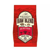 Load image into Gallery viewer, stella & chewys raw blend red meat kibble for dogs and puppies