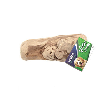 Ware Natural Java Wood Gorilla Chews