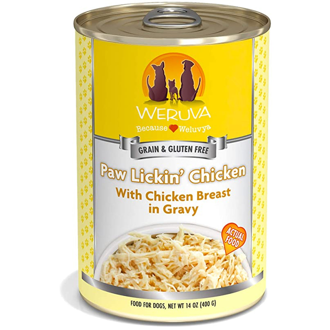 Weruva Paw Lickin' Chicken for Dogs