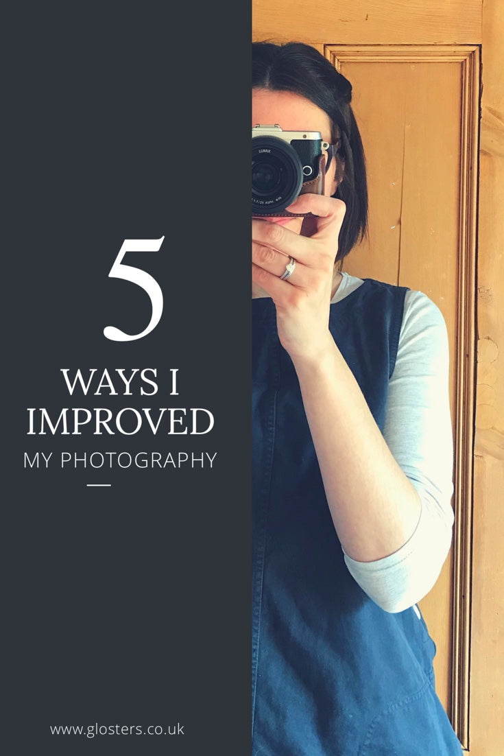5 Ways I Improved My Photography