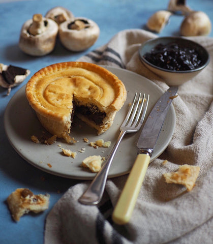 pie food photography shot