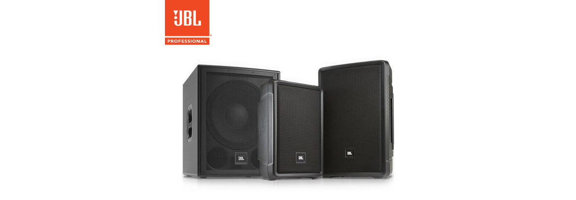 JBL Professional Introduces IRX115S Powered Subwoofer