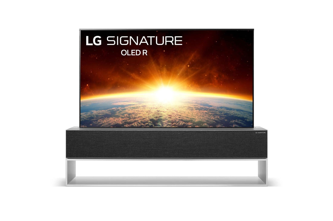Hands on: LG Signature Series OLED TV R (65R9 rollable television) Review