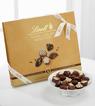 Lindt Swiss Tradition Gift Box Dubai