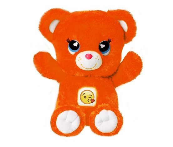 Orange Emoji Bear Dubai