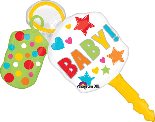 Baby Keys Balloon - Dubai