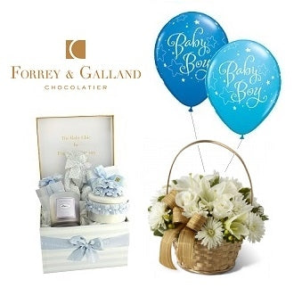 New Born Baby Boy Hamper
