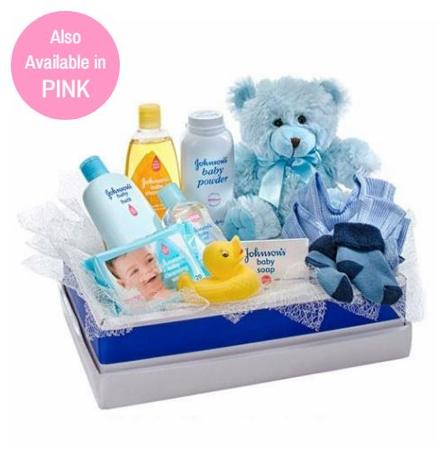 Baby Care Newborn Gift Set - Dubai