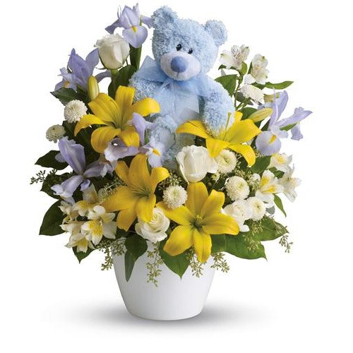 Flower Vase for Baby Boy - Dubai