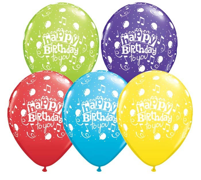 Send Birthday Balloon Gifts to UAE