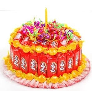 Candy Bar Cake UAE