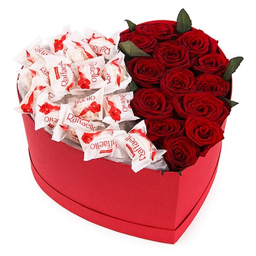 Send Chocolate & Flowers to UAE