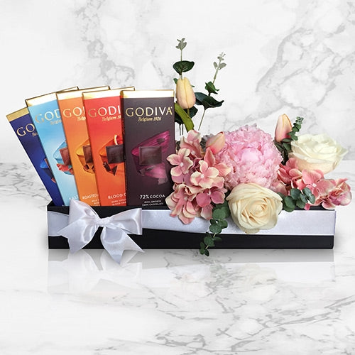 Chocolate Flower Delivery to UAE