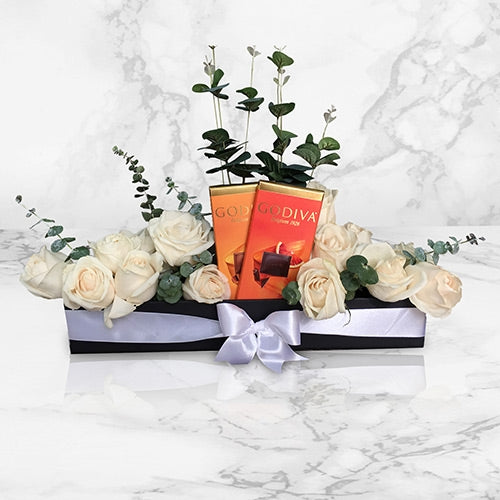 Roses Chocolate Gift Box UAE