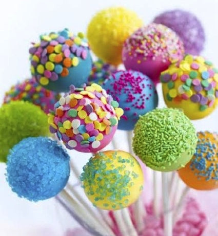 Cake Pops for Children's Birthday Dubai