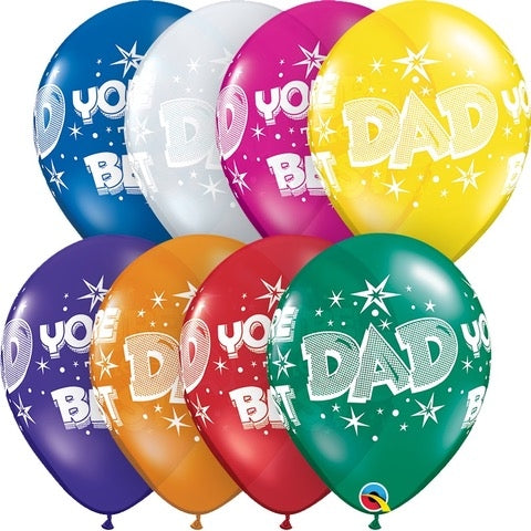 Father's Day Balloons - Dubai