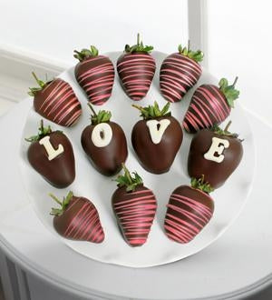 Chocolate Strawberry Gift UAE