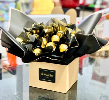 Chocolate Bouquet Box Dubai