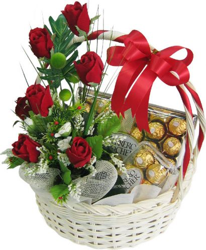 Romantic Gift Basket - Dubai