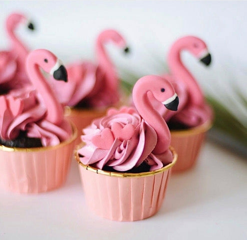 Flamingo Cupcakes UAE
