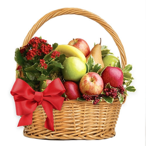 Send Fruit Basket Gifts to Dubai