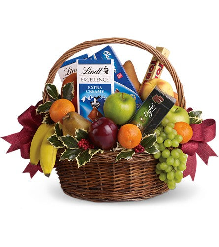 Fruit Gift Basket - Dubai