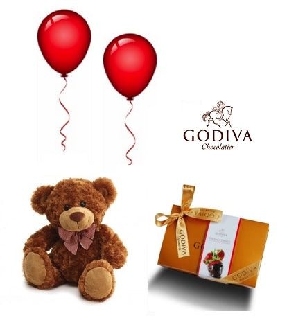 Godiva Strawberry Gift Dubai