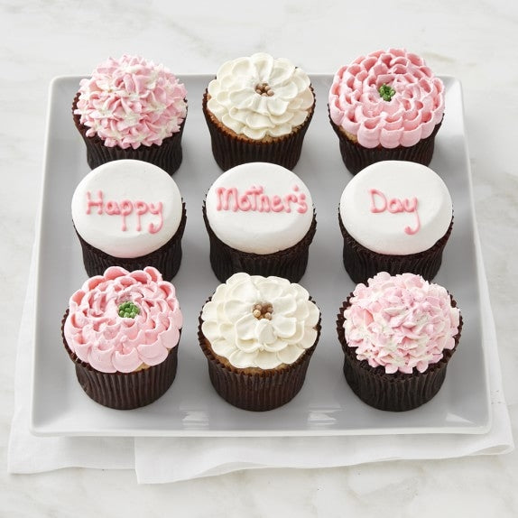 Happy mother day cupcake dubai