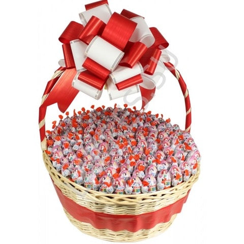 Kinder Egg Gift Basket UAE