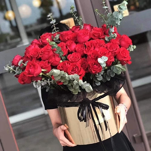 Large Red Roses UAE