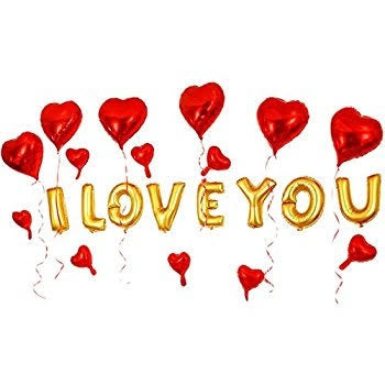 Romantic Balloon Gifts UAE