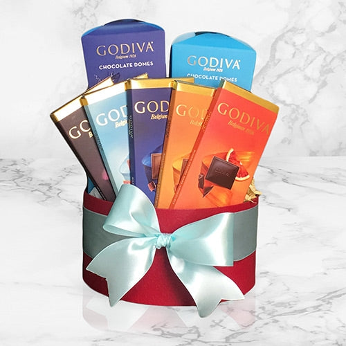 Send Chocolate Gift Hampers to UAE