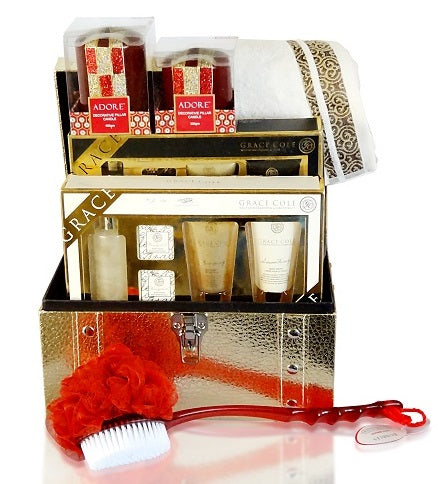 Luxury Spa Gift Chest Dubai