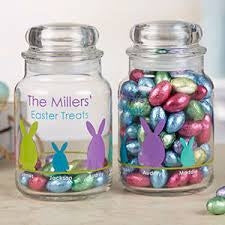 Personalized Easter Jars Chocolate Dubai