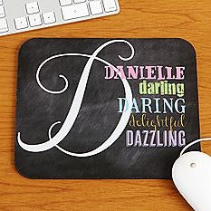 Personalized Mouse pad Dubai