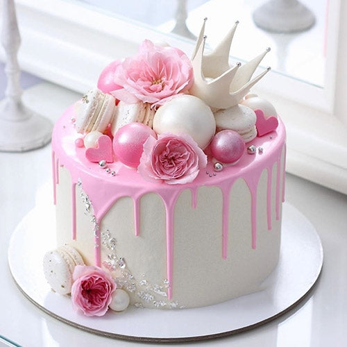 Birthday Princess Cake Dubai