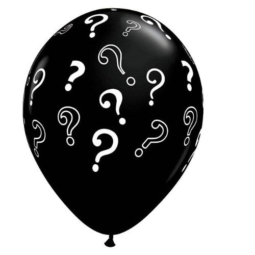 Question Mark Gender Reveal Balloon UAE