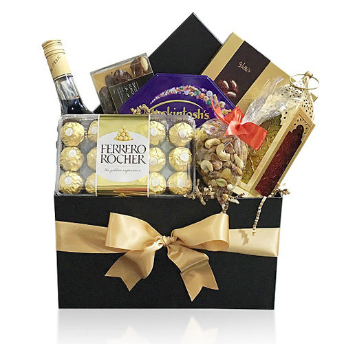 Golden Luxury Hamper - Dubai