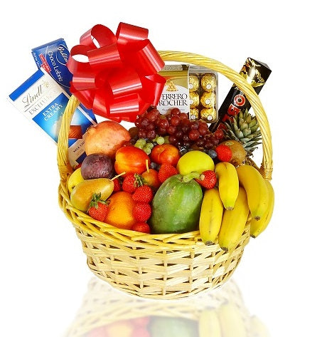 Luxury Fruit Basket Dubai