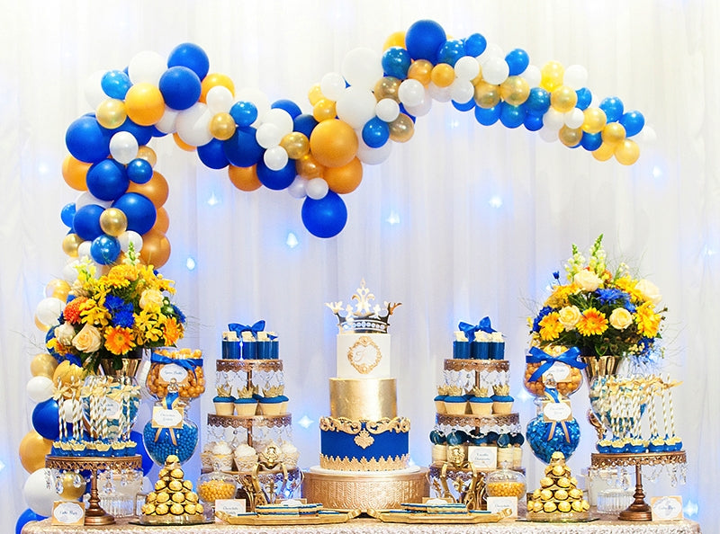 Royal Organic balloon decor Dubai